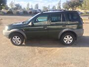 """2001 Land Rover Freelander """"FREE 1 YEAR WARRANTY"""" Welshpool Canning Area Preview"""