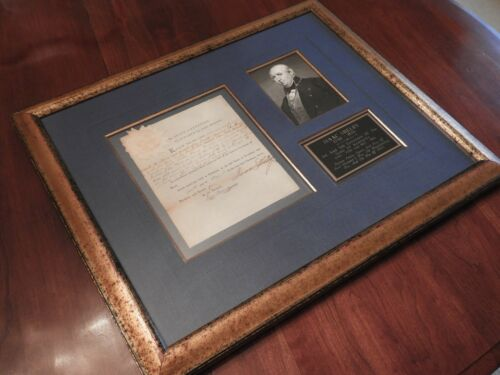 Isaac Shelby - Document Signed - American Revolution Patriot & Kentucky Governor