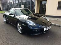 Porsche Cayman S 3.4 2008 manual 43000 FDSH A1 CONDITION WITH GOOD SPEC