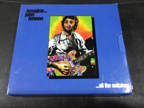 John Lennon All the Outtakes 1994  'Imagine' CD
