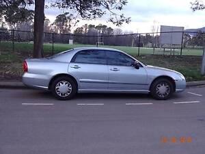 2003 Mitsubishi Magna Sedan Watson North Canberra Preview