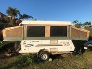 Jayco Eagle Outback Camper Mackay Mackay City Preview