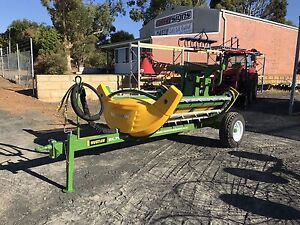 Hustler SL700X hay feed out cart Donnybrook Donnybrook Area Preview