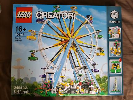LEGO Creator Ferris Wheel 10247 - Brand New and Sealed Box
