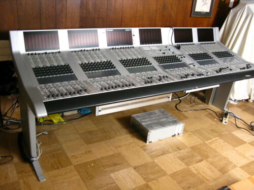 STUDER VISTA 8 DIGITAL MIXING SYSTEM CONSOLE WITH POWER SUPPLY TRAY ONLY