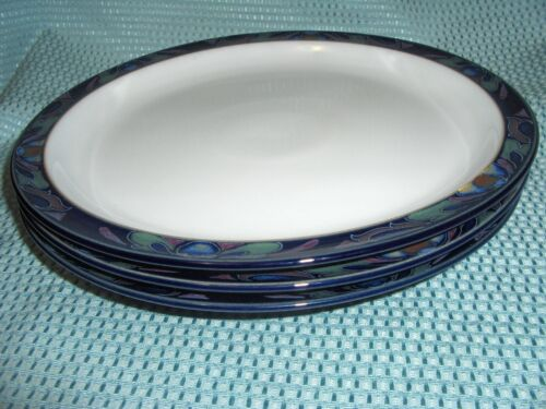 DENBY BAROQUE DINNER PLATES - BEAUTIFUL - THREE AVAILABLE