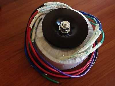 30v 10a 60v Ct At 300va Low Noise Audio Toroidal Powertransformers - As-3430