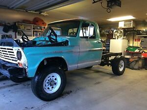 Wanted  box for 1967 -1973 F250