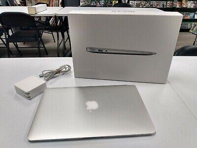 Apple MacBook Air 6,1 Core i5 1.4GHz 128GB SSD 11-inch Early 2014 Model Yosemite