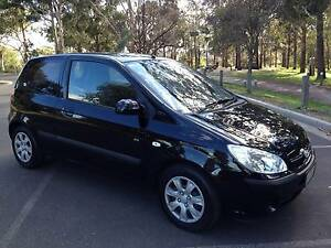 2008 Hyundai Getz Hatchback Box Hill South Whitehorse Area Preview