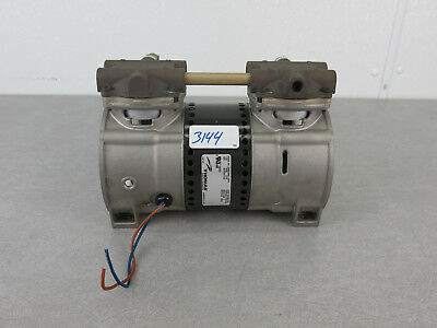 Thomas Vacuum Pump 2639ves44-337a Pumps Compressor
