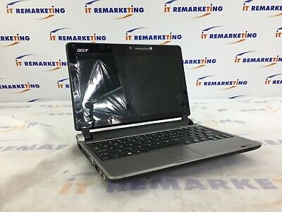 Acer Aspire One KAV60 ATOM N270 1.6GHz 2GB 250GB WEBCAM 32-BIT NO OS