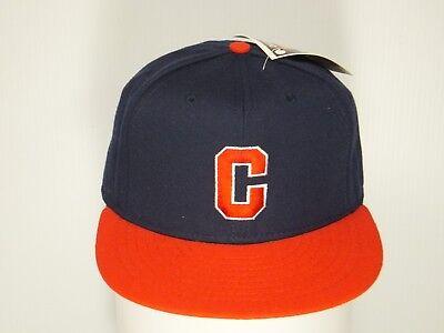 8f1a0d21297 Size 7 Indianapolis Clowns 1949 Negro League Museum Replica Baseball Hat