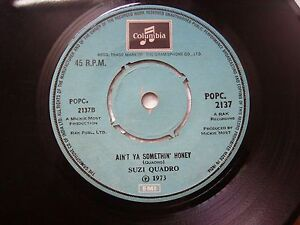 SUZI-QUADRO-POPC-2137-SKY-RARE-SINGLE-7-45-RPM-INDIA-INDIAN-VG