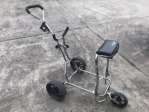 Smoothy classic golf buggy