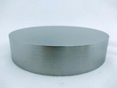 Pure Molybdenum Rod 4.75 Diameter X 1.0 Length Disc