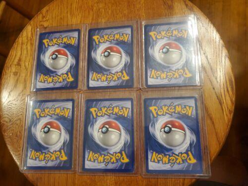 Pokemon Fossil Set 8 Holo 1st Editions And Set Cards Description  - $250.00