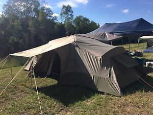 Black Wolf Turbo Tent Silkstone Ipswich City Preview