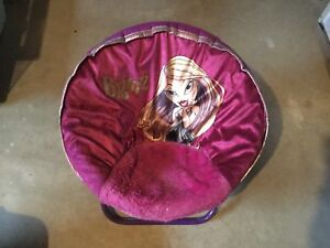 Foldable Bratz chair.