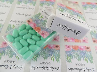 Personalized Tic Tac Favor Sticker Labels - Party Favor - Wedding Mints ](Personalized Wedding Mints)