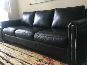 Couches, dining table, coffee table and more