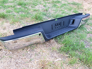 Ford ranger px mkii/mki rear step bumper Kingsley Joondalup Area Preview