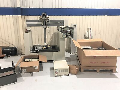 Mitutoyo Microcord Fhn906 Coordinate Measuring Machine Cmm Cmmc-6 Renishaw