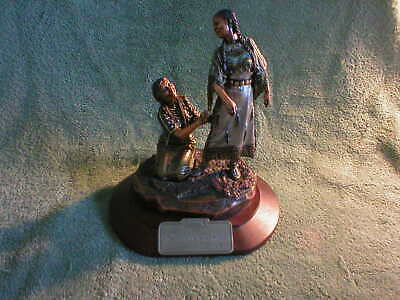 """C.A.PARDELL LEGENDS BRONZE SCULPTURE """"SPIRIT AND IMAGE"""" LIMITED EDITION AP/ 500  for sale  Antelope"""
