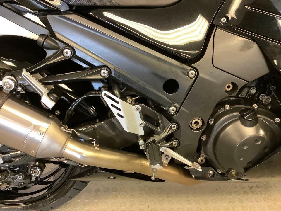 Kawasaki ZZR1400 ZZR 1400 FCF ABS 2012 / 61 - Titanium Silencers - Low Mileage