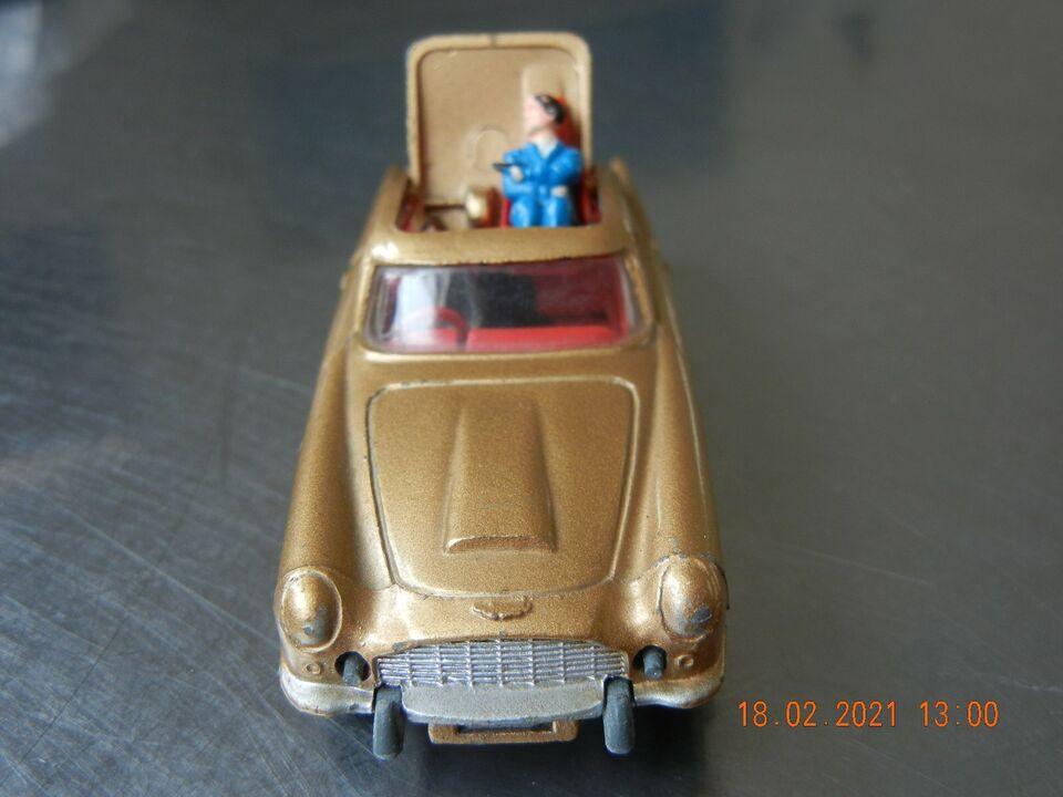 Corgi Toys Aston Martin Db5 James Bond 60er Jahre In Hessen Darmstadt Ebay Kleinanzeigen