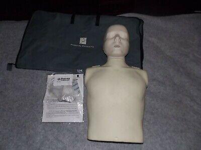 Prestan Adult Cpr Manikin Medium Tone Training Mannequin W Feedback