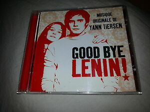 Cd good bye lenin musique de film yann tiersen for Yann tiersen la fenetre