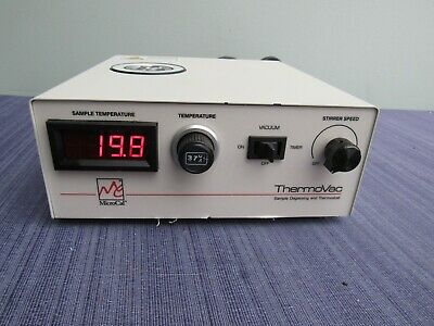 Malvern Microcal Thermovac Sample Degassing Thermostat For Microcalorimeter 2