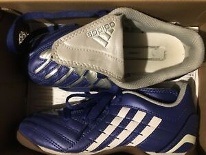 Indoor Adidas Soccer Shoes For Sale - Youth Size 1