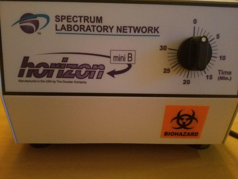 Horizon Mini B centrifuge  642 Spectrum