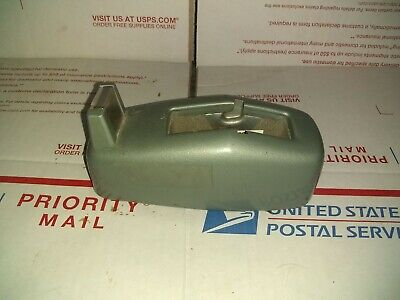 Vintage Metal 3m Scotch Tape Desk Dispenser Industrial C-20 Green