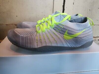 Nike Free Hyperfeel TR in Grey, UK 8, Fly Knit