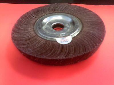 Garryson 8 X 1 Flap Sanding Wheel 80 Grit Bench Grinder Sander Polishing Debur