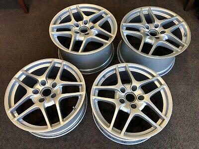 Porsche Wheels OEM 997.362.157.00 and 997.362.163.00