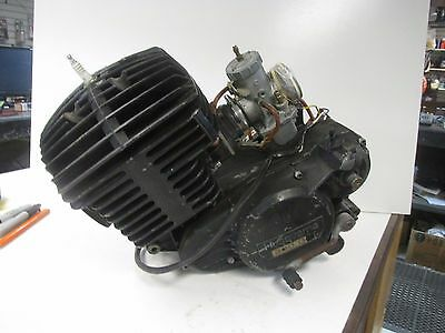 1978 HUSQVARNA 390 OR  ENGINE COMPLETE W/CARB AND IGNITION