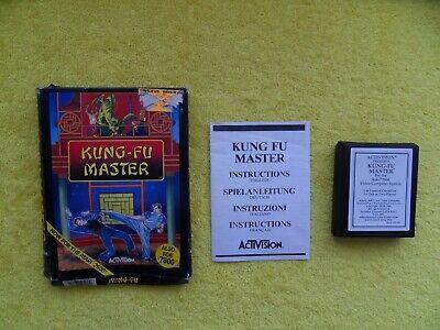 KUNG-FU MASTER - atari 2600 VCS - cartridge