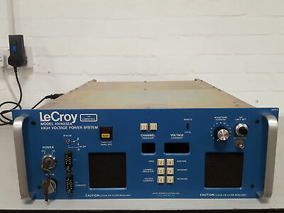 Lecroy Hv4032a High Voltage Power Supply System Lab