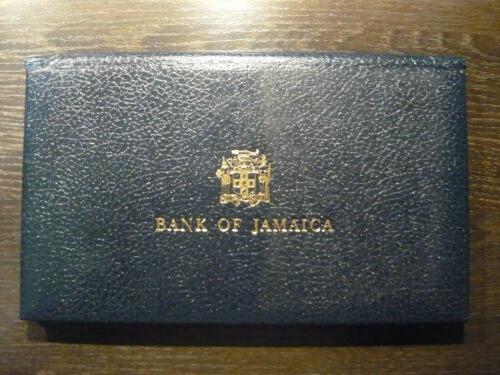BANC OF JAMAICA SET OF 4 BANKNOTE IN ORIGINAL FOLDER UNC