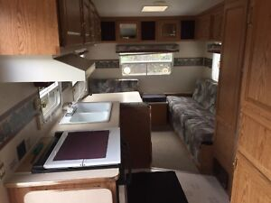2001 espre lite by kit fifth wheel