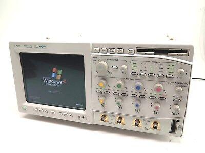 Agilent Infinium Infiniium 54832d Mixed Signal Digital Oscilloscope