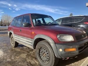 First generation Toyota RAV4 ,Only 100K kms.