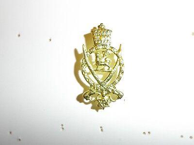e1862s Korea War Ethiopia Ethiopian Army metal collar emblem B1D15