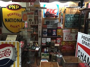 Oil & Gas, Soda Pop items and much more......NEW STUFF