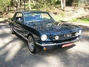 Mustang 65 GT coupe Dural Hornsby Area Preview