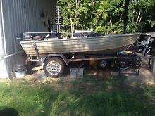 3.7 metre Stessl Tinnie-15 Yamaha outboard Humpty Doo Litchfield Area Preview